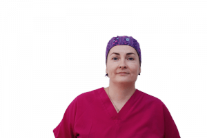 Auxiliar enfermeria trasplante capilar